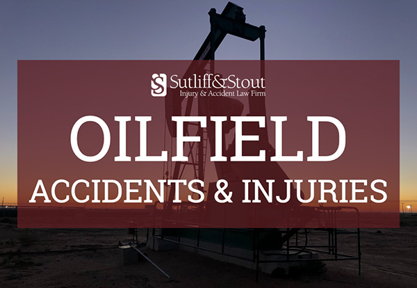 Oilfield Accident Injuries