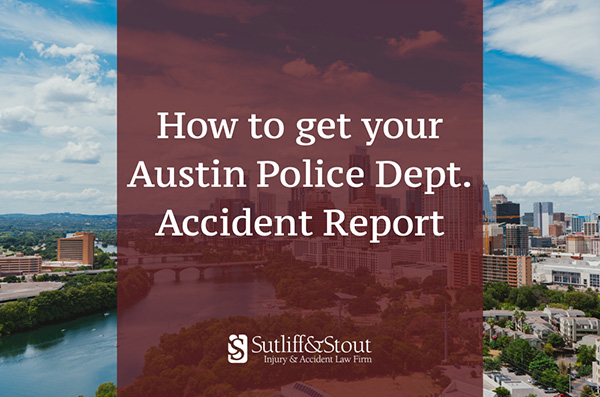Austin Police Accident Report