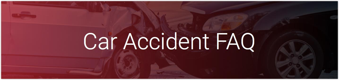 Houston Car Accident FAQ