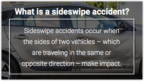 Sideswipe Accident