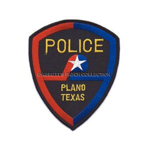Plano Police Department Accident report
