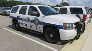 Pearland Police Department Car Accident Report