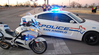 San Angelo Police Accident Reports