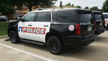 Allen Police Department