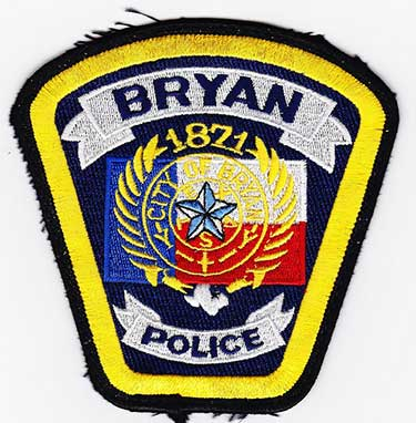 Bryan Police department accident reports