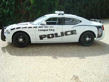 League City Police Report
