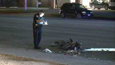 Cyclist in Critical Condition after Hit-and-Run Accident by Two Vehicles