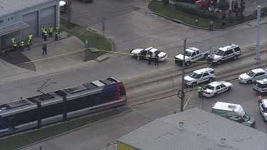Fatal Pedestrian Accident on METRORail