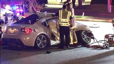 Hit-and-Run Driver Tased and Arrested After Fleeing Scene of