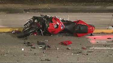 Fatal Motorcycle Crash in West Houston