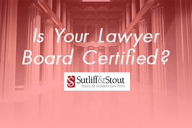 Is your lawyer board certified