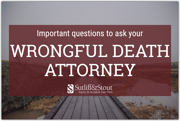 Texas Wrongful Death Attorney