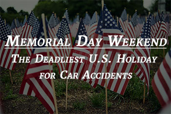 Memorial Day Deadly Car Accidents
