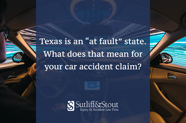 Is Texas a no fault state