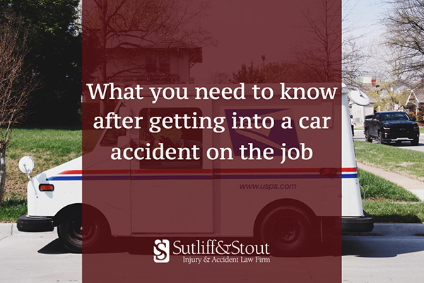 Car Accident While Driving for Work? « What Injured Workers