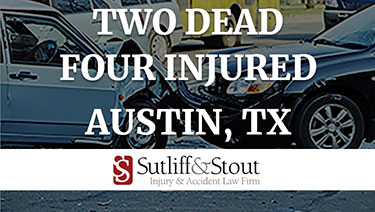 Two Dead, Four Injured in Austin Wreck