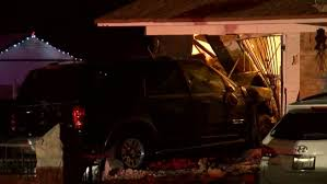 El Paso Woman Dead after Drunk Driver Crashed into Home