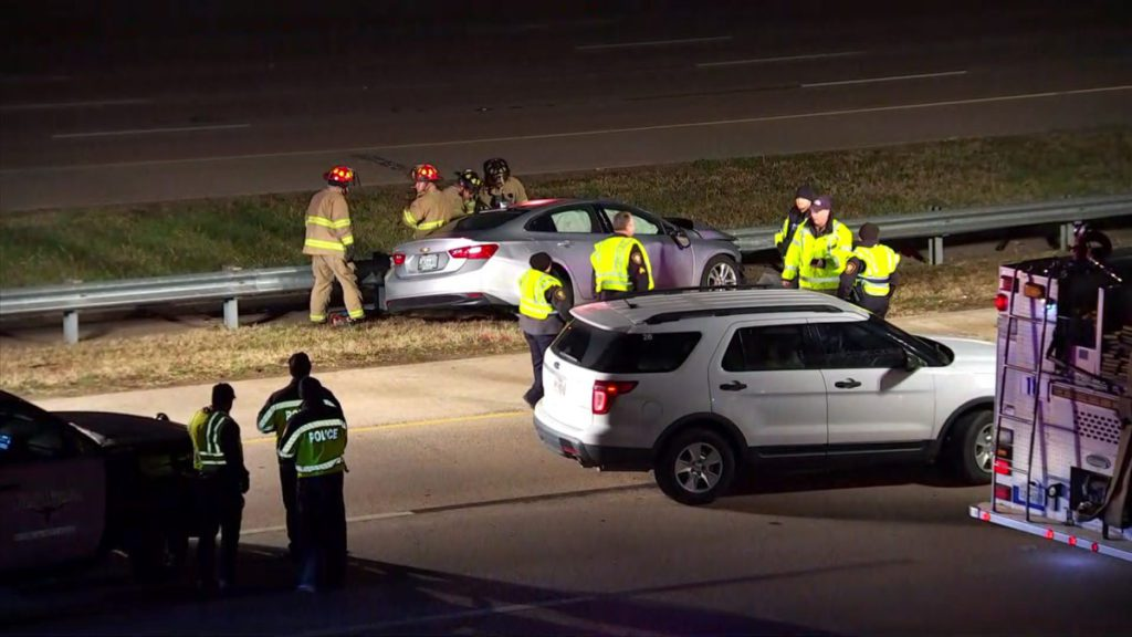 Wrong-Way Crash Left One Dead, One Hospitalized in Fort Worth