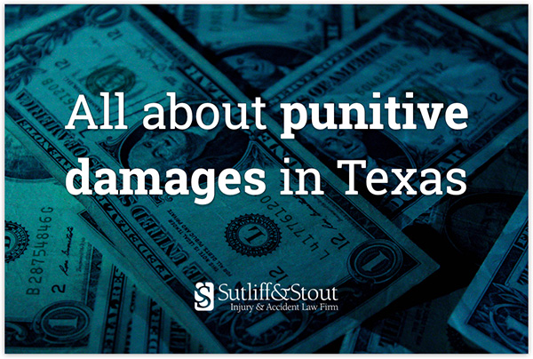 punitive damages in texas
