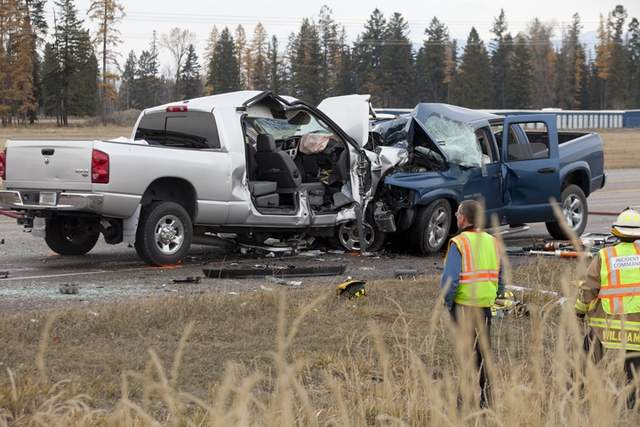 Drivers Killed in Two-Vehicle Crash in Midland