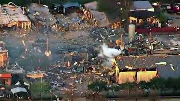 UPDATE: Two Dead after Explosion in northwest Houston