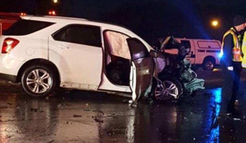 One Dead, Three Others Injured in Multi-Vehicle Wreck