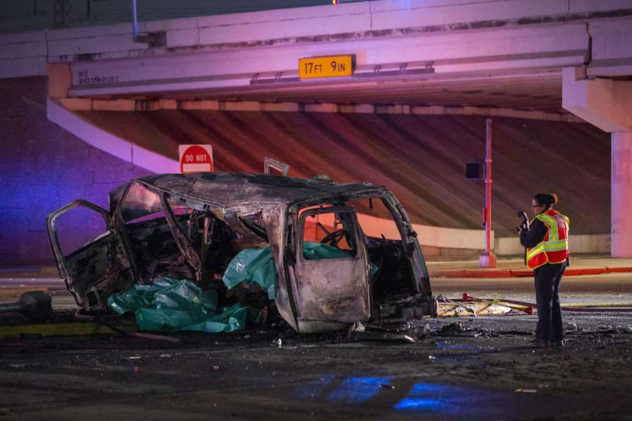 Grandmother, Mother, Baby Killed in Deadly Houston Wreck