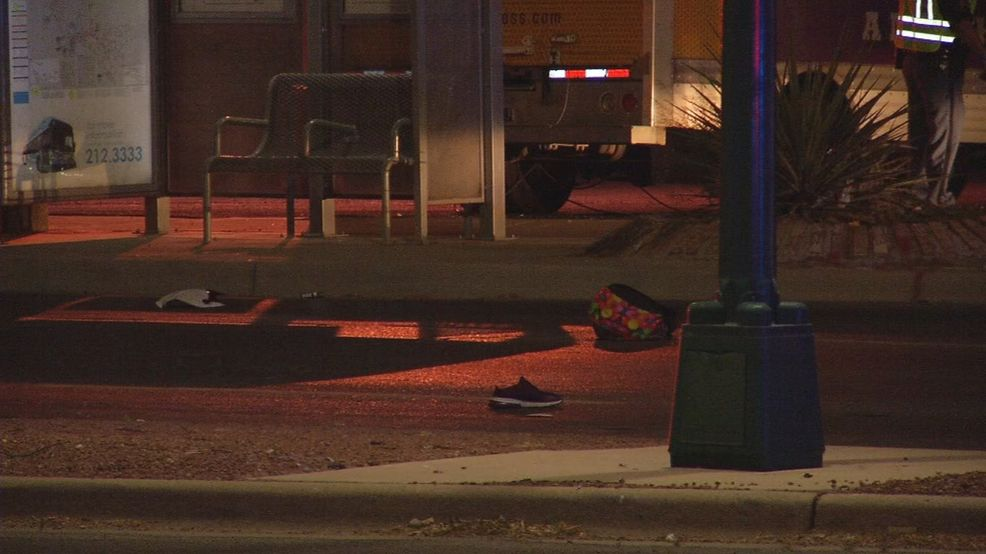 Deadly Intersection Wreck Left One Injured in El Paso