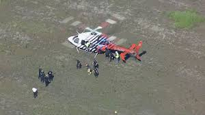 One Person Injured after Single-Plane Crash in Mesquite