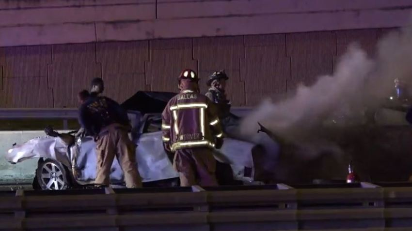 Three People Killed in Dallas North Tollway Crash