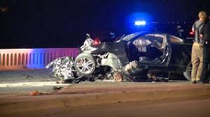 One Person Dead after Street Racing Crash
