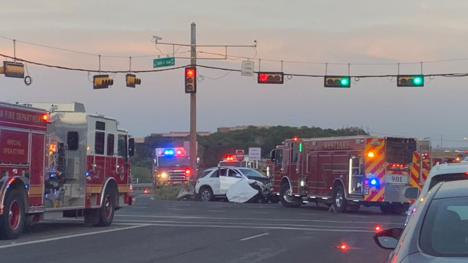 Person Suffered Life-Threatening Injuries after Crash in Austin-Travis County