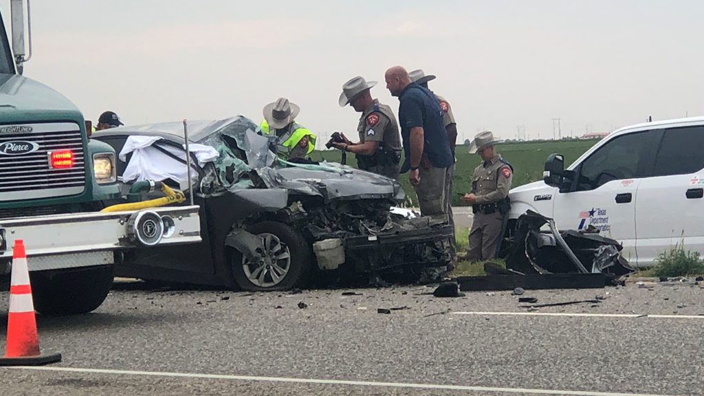 Fatal Crash in Lubbock Left One Dead, Another Injured