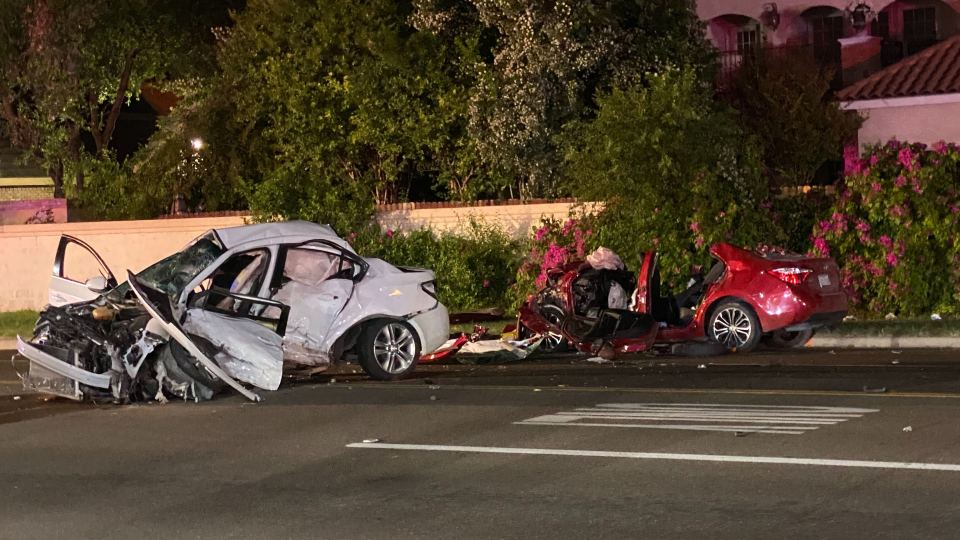 Fatal Two-Vehicle Wreck Left Two People Dead