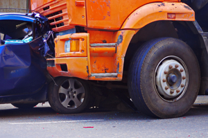 Houston Rear-End Truck Accident Lawyer