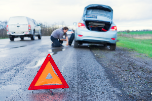 Who Is Liable for Hitting a Roadside or Disabled Vehicle in Texas?
