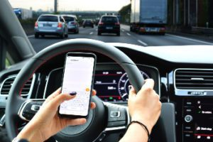 How Do You Prove That Texting while Driving Caused Your Accident?