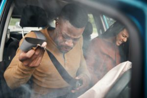 Passengers' Rights in a Texas Car Accident